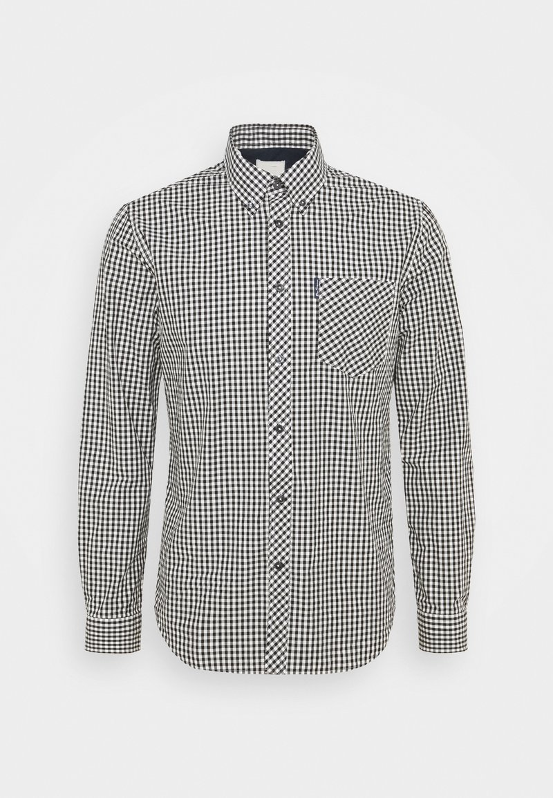 Ben Sherman - SIGNATURE GINGHAM - Overhemd - black
