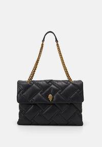 Kurt Geiger London - KENSINGTON SOFT BAG - Handbag - black - 0