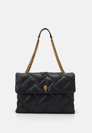 KENSINGTON SOFT BAG - Kabelka - black