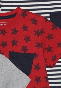 Friboo - 5 PACK  - Camiseta estampada - khaki - 3