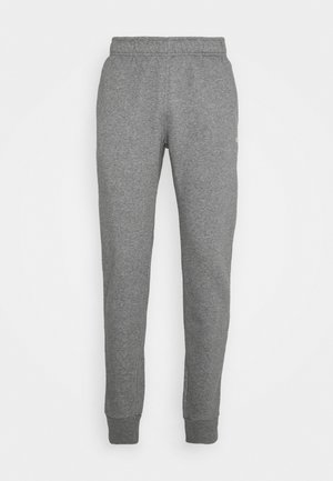 LEGACY CUFF PANTS - Spodnie treningowe - mottled light grey
