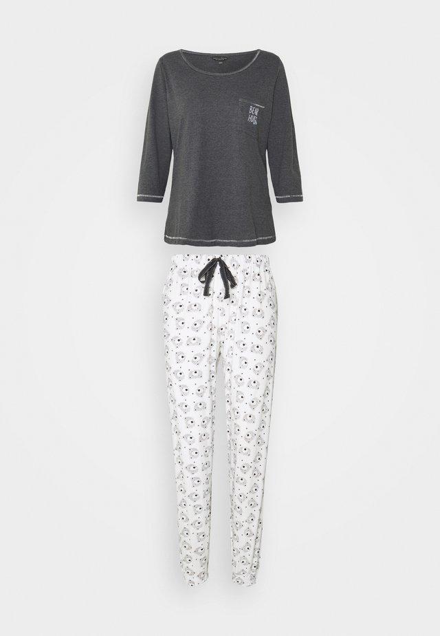 BEAR HUGS - Pyjama - charcoal