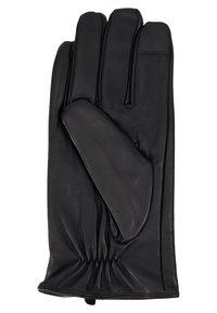 Burton Menswear London - GLOVES - Guantes - black - 2