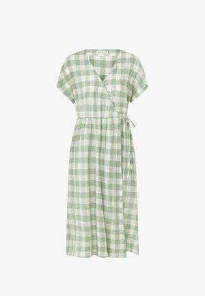 VICHY - Jumper dress - light green