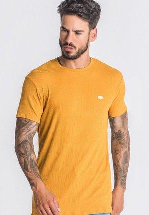 T-shirt - bas - gold