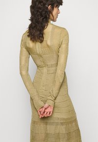 Hervé Léger - GOWN - Occasion wear - gold-coloured - 4