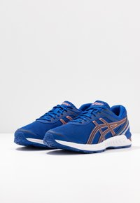 ASICS - GEL-SILEO - Obuwie do biegania treningowe - blue/peacoat - 2