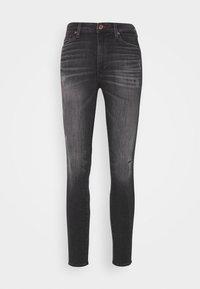 Tommy Jeans - SYLVIA HR SUPER SKNY RBSTD - Jeans Skinny Fit - rudy black - 4