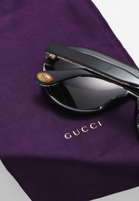 Gucci - Gafas de sol - black/brown - 5