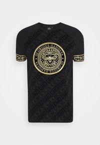 Glorious Gangsta - LANZO  - T-shirt con stampa - black - 4