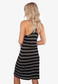 Protest - REVOLVY - Jersey dress - true black - 3