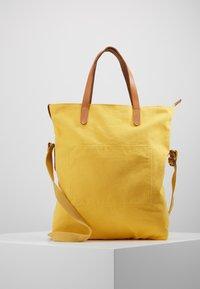 Esprit - Tote bag - yellow - 0