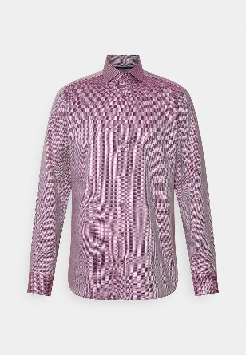 OLYMP Level Five - Formal shirt - granat