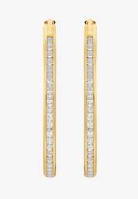 CHRIST - CREOLE  - Earrings - gold-coloured - 1