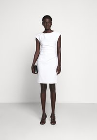Tiger of Sweden - MISTRETCH - Shift dress - bright white - 1
