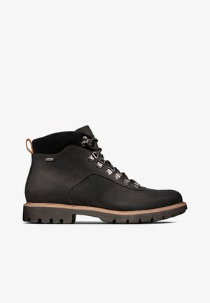 BATCOMBE ALP GORE-TEX - Lace-up ankle boots - schwarzes nubukleder