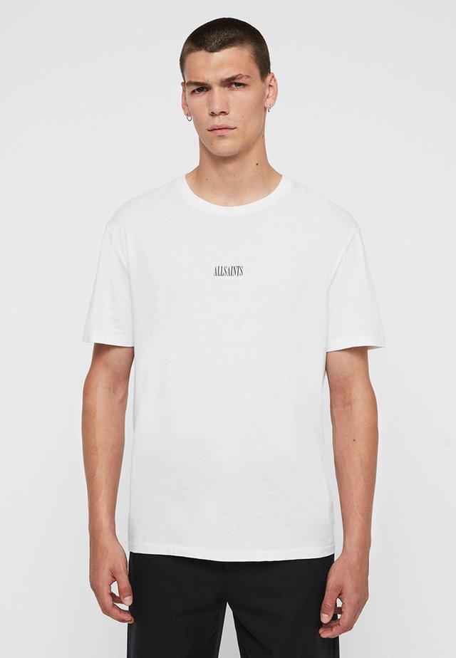 STATE - T-shirt print - white