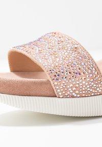 Alma en Pena - Platform sandals - old pink - 2