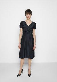 HUGO - KEMONA - Cocktail dress / Party dress - open blue - 0