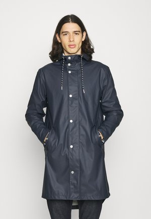 LAKE LONG RAIN JACKET VEGAN - Waterproof jacket - total eclipse