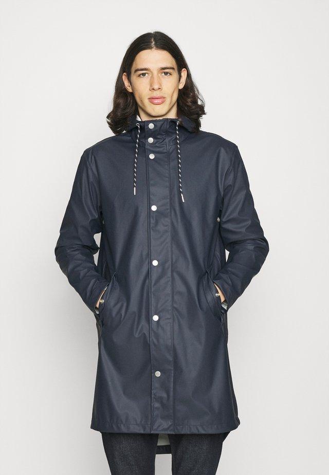 LAKE LONG RAIN JACKET VEGAN - Waterproof jacket - total eclipse