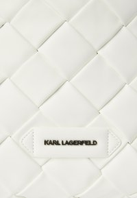 KARL LAGERFELD - Shopping Bag - white - 3