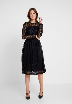 KAVILLI DRESS - Cocktailkjole - black deep