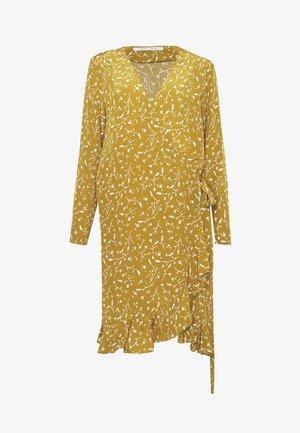 LIMON DRESS - Freizeitkleid - khaki