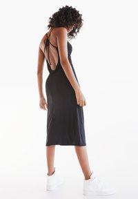 Bershka - Day dress - black - 3