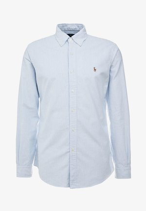 CUSTOM FIT  - Camicia - blue/white