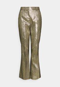 M Missoni - PANTALONE - Trousers - silver - 5