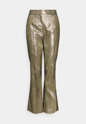 PANTALONE - Pantaloni - silver