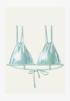 Bikini top - azzurro acqua