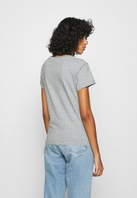 Levi's® - PERFECT TEE - T-shirts - yosemite heather grey - 2