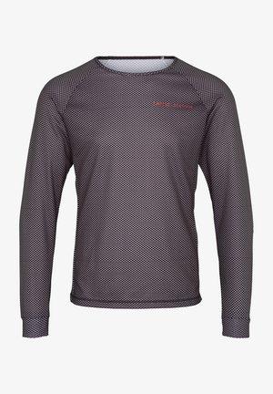 Longsleeve - carbon/grey