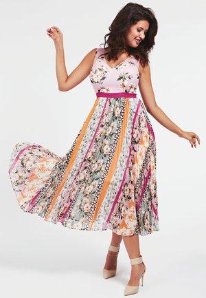 Sukienka koktajlowa - gemustert multicolor