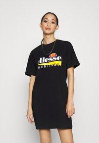 Ellesse - TOLPEI - Jersey dress - black - 0