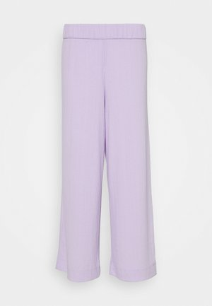 CILLA TROUSERS - Trousers - lilac