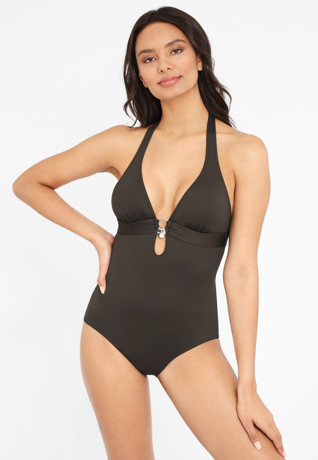 Swimsuit - braun