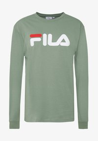 Fila Tall - PURE LONG SLEEVE SHIRT - Long sleeved top - sea spray - 3