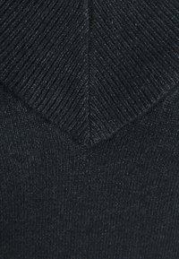 JDY - JDYSHANON - Jumper - dark grey melange - 2