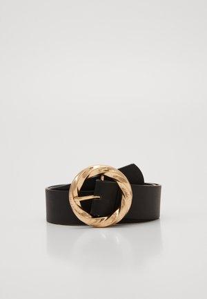 PCKARIN WAIST BELT - Belt - black