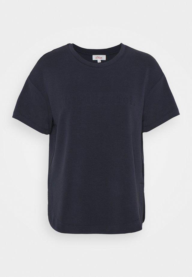 KURZARM - Camiseta básica - navy