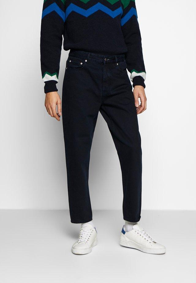 BEN - Jeans a sigaretta - dark blue oil