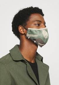 Alpha Industries - FACE MASK UNISEX - Tygmasker - mixed colors - 1