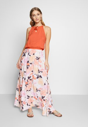 ISLAND LONG DRESS - Ranta-asusteet - lilac
