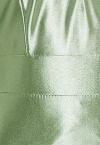 WAL G. - LIBBY V NECK MIDI DRESS - Cocktail dress / Party dress - mint green - 6