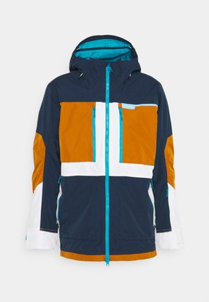 FROSTNER - Kurtka snowboardowa - blue
