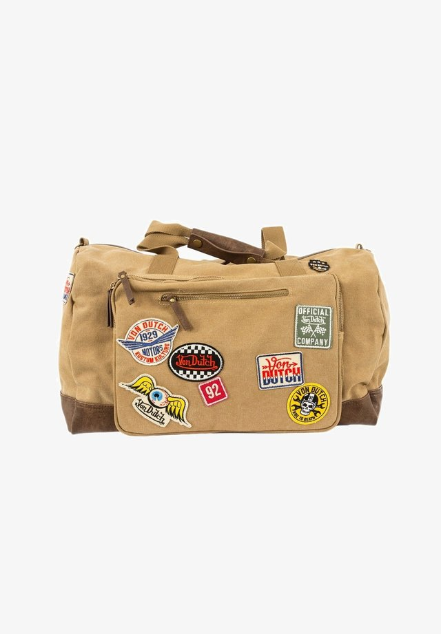 VDCULT - Sac week-end - beige