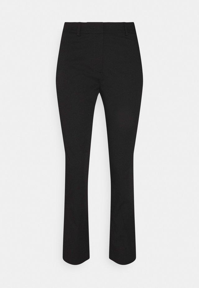 FARAONE - Pantalon classique - schwarz
